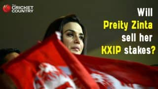 Preity Zinta to sell her stakes in KXIP?