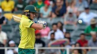 2nd T20I: David Miller's half-century powers South Africa to 188/3