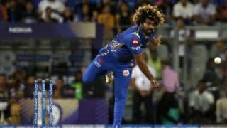 Lasith Malinga shares Bowling Secrets with Marcus Stoinis ahead of World Cup
