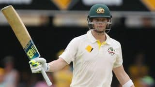India vs Australia, 2nd Test at Brisbane, Day 3: Steven Smith scores 6th ton