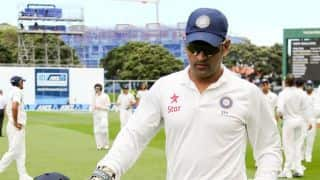 MS Dhoni could pay the price for India's dismal performance in New Zealand