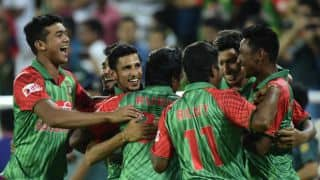 India vs Bangladesh 2015, 2nd ODI at Dhaka