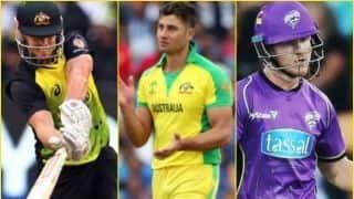 ऑस्ट्रेलियाई टी20 स्क्वाड से बाहर हुए तीन बड़े खिलाड़ी