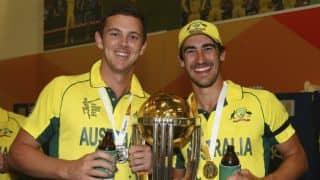 Australia vs New Zealand: Mitchell Starc, Josh Hazlewood to feature in ODI squad