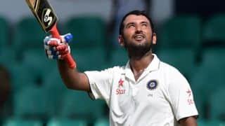 Cheteshwar Pujara credits his father and Rahul Dravid for his resurgence
