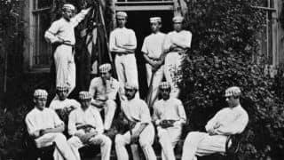 Oxford vs Cambridge, 1870: Frank Cobden's match