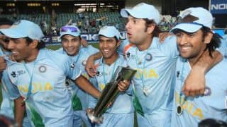 Memorable Moments ICC World T20 2007