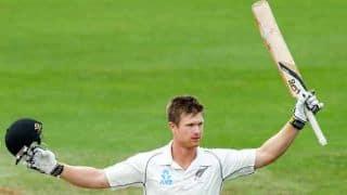 Neesham slams ton, NZ declare at 508/7