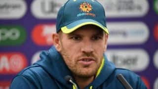 VIDEO: There's never a time when you think that you've got one over India – Aaron Finch