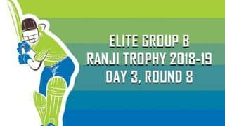 Ranji Trophy 2018-19, Round 8, Elite B, Day 3: Centuries by Bharat, Bhui put Andhra in command
