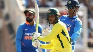 3rd ODI: Don't want to think too far ahead, says Usman Khawaja after maiden ODI hundred