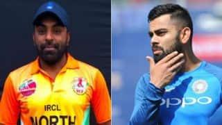 Virat Kohli's former teammate Sobers Joban involved in The Ashes spot-fixing