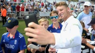 VIDEO: Jos Buttler reflects England's hard fight in 5th Ashes 2015 Test