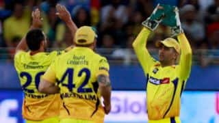 IPL 2014: MS Dhoni praises Ravindra Jadeja, defends decision to promote Ravichandran Ashwin up the order after win over Rajasthan Royals