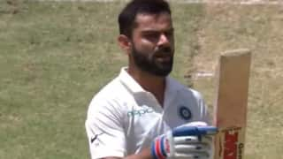 Virat Kohli becomes 2nd batsmen to take Fewest innings to 25 Test 100s after Sir Don Bradman