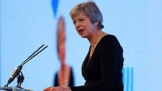 British PM Theresa May had written to Alastair Cook before his last Test