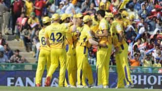 Kings XI Punjab vs Chennai Super Kings IPL 2015, Match 53 at Mohali