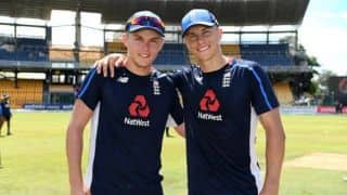 Tom and Sam Curran first brothers to play for England in 19 years