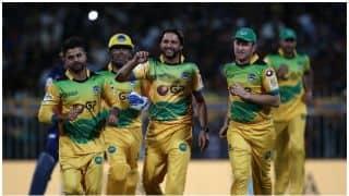 टी10 लीग: बंगाल टाइगर्स और पंजाबी लीजेंड्स की टक्कर, मराठा अरेबियंस का सामना टीम श्रीलंका से