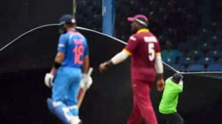 India vs West Indies, 1st ODI Highlights: Ajinkya Rahane, Shikhar Dhawan's record stand, persistent rains and other moments