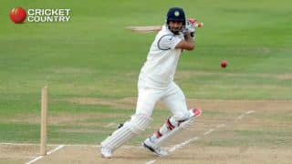 Cheteshwar Pujara makes a statement on 'aggression' with the bat
