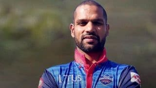 Shikhar Dhawan made it clear he wanted to focus on his batting: Delhi Capitals CEO
