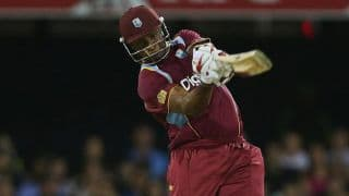 West Indies beat Bangladesh by 3 wickets in 1st ODI at Grenada