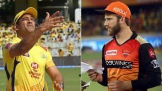 IPL 2019: लगातार दो हार के बाद चेन्नई के सामने हैदराबाद की चुनौती