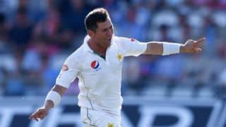 Wahab Riaz: Yasir Shah is going to be Pakistan's trump card against Australia