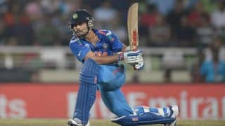 Kohli: Dhoni allowed me to score winning runs
