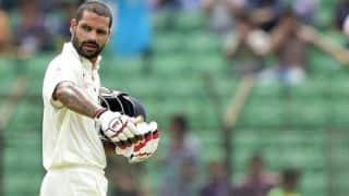 Murali Vijay, Shikhar Dhawan achieve career-best rankings in Tests