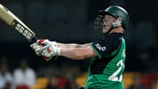 Live Cricket Score: Ireland vs Scotland, 1st ODI