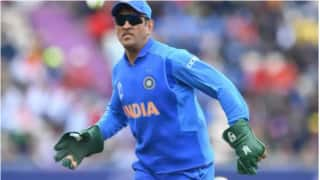 MS Dhoni's Balidan Badge has nothing to do with Indian Army, says Lieutenant General Matheson