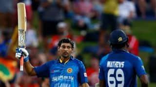 New Zealand vs Sri Lanka 2014-15, 2nd ODI at Hamilton