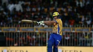T10 League 2017: Bengal Tigers beat Team Sri Lanka by 6 wickets to secure the 5th place