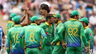 Pakistan vs New Zealand 2015-16, 3rd ODI at Auckland: Visitors' likely XI