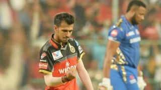 IPL में सिर्फ बैंगलुरू की टीम के लिए ही खेलना चाहता हूं : युजवेंद्र चहल