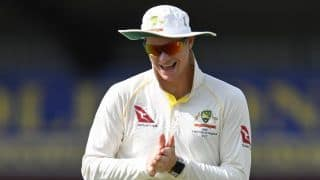 Steve Smith makes comeback for Australia against Derbyshire