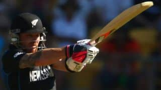 Australia wary of Brendon McCullum in World Cup match vs New Zealand
