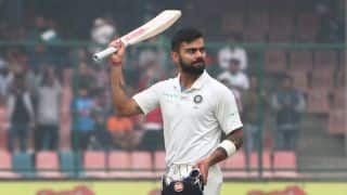 Virat Kohli and others with Test double-hundreds at city of birth