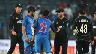 India vs New Zealand, 2nd ODI: Bhuvneshwar Kumar's 3-for, Dinesh Karthik's perfect No. 4 audition and other highlights