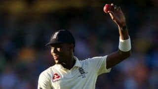 Ashes 2019: Jofra Archer scalps six as England push Australia on backfoot on Day two of fifth Test