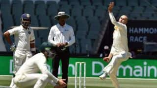 India vs Australia, 1st Test: We definitely still believe we can win this, says Nathan Lyon