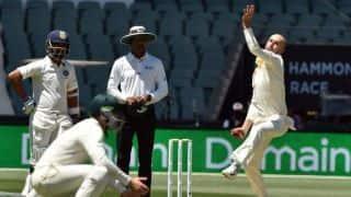 ऑस्ट्रेलिया ने नहीं मानी हार, नाथन लियोन ने कहा 'अब भी जीत सकते हैं एडिलेड टेस्ट'