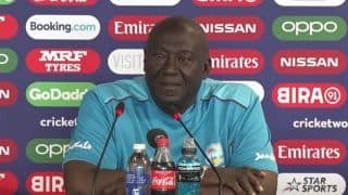 West Indies didn't play the big moments well: Fielding coach Roddy Estwick