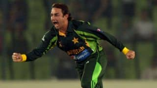 Saeed Ajmal returns to Pakistan squad for Bangladesh tour