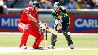 Gary Ballance, Eoin Morgan help England set 270-run target against Australia in 1st ODI