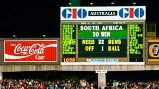 World Cup Countdown: 1992 – Rain rule robs South Africa of final shot