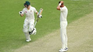 Australia thrash England by 10 wickets; Smith adjudged Player of the Match