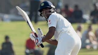 Saha's contribution with bat will determine IND's progress in Tests